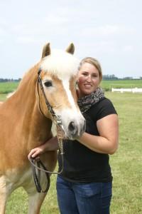 Marleen van Paardenzorgboerderij te wervershoof
